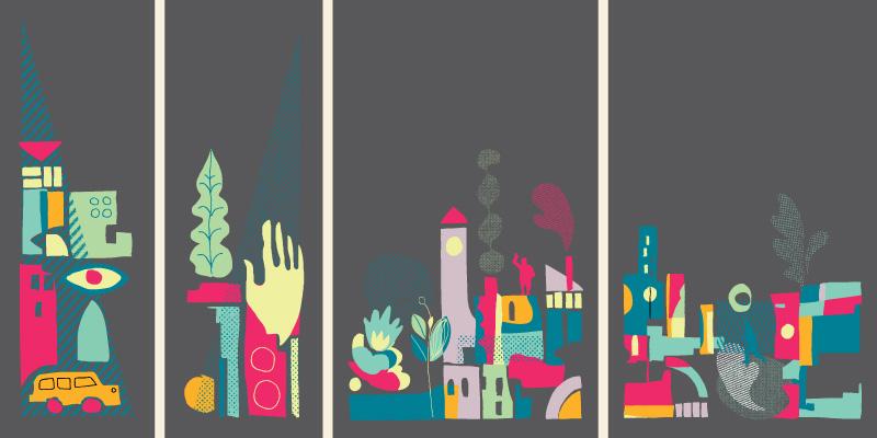 Ver Sands - DWN TWN BIA Mural